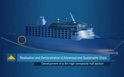 Armacell Cores Leading The Way In Composite Commercial Ships