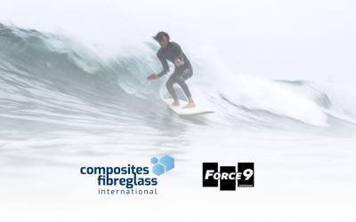 Force 9 Collaborates With CFI On Composite Surfboards